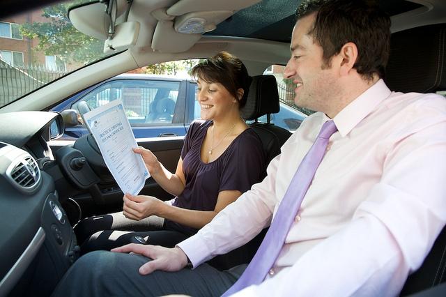 driving instructor training Peckham