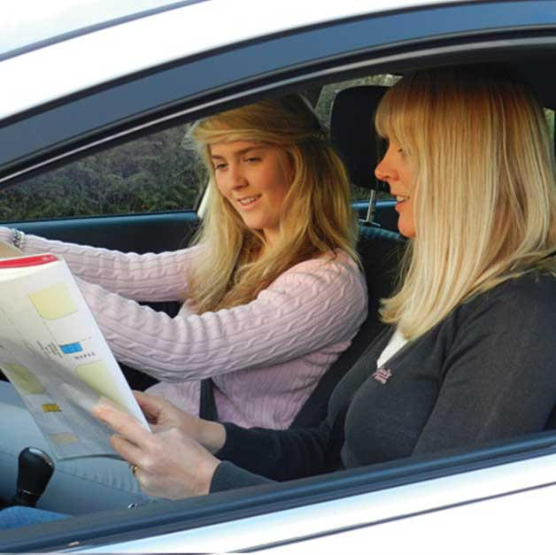 driving instructor training andover